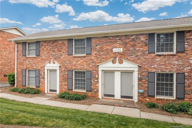 4335 Hathaway Street B, Charlotte, NC 28211 (#3502895) :: The Ramsey Group