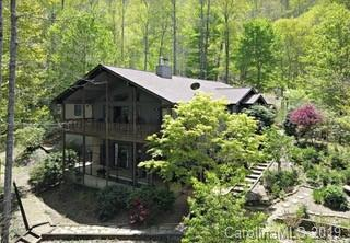 831 Forest Run Road, Sylva, NC 28789 (#3502995) :: High Performance Real Estate Advisors