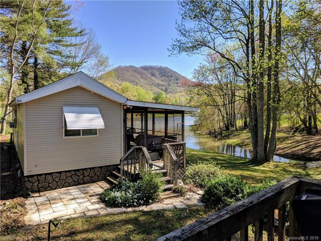 862 Old Highway 64 Highway E, Hayesville, NC 28904 (#3503096) :: Carlyle Properties