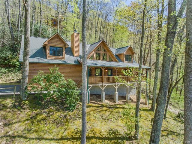 448 Tawodi Trail, Maggie Valley, NC 28751 (#3503100) :: Rinehart Realty
