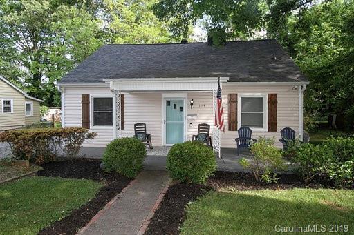 1444 Chippendale Road, Charlotte, NC 28205 (#3503116) :: Team Honeycutt