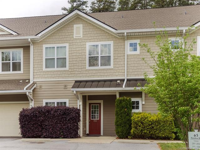 65 Foxden Drive #102, Fletcher, NC 28732 (#3503133) :: LePage Johnson Realty Group, LLC