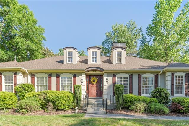 123 Old Bell Road, Charlotte, NC 28270 (#3503172) :: High Performance Real Estate Advisors