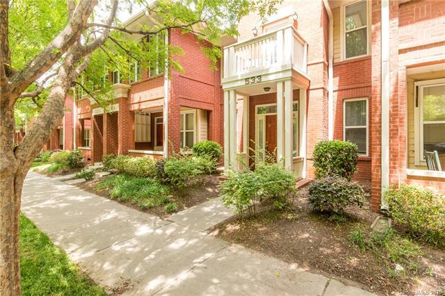 533 E 9th Street, Charlotte, NC 28202 (#3503199) :: The Ramsey Group