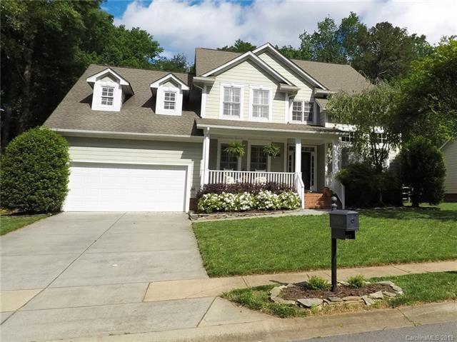 8816 Brentfield Road, Huntersville, NC 28078 (#3503223) :: High Performance Real Estate Advisors