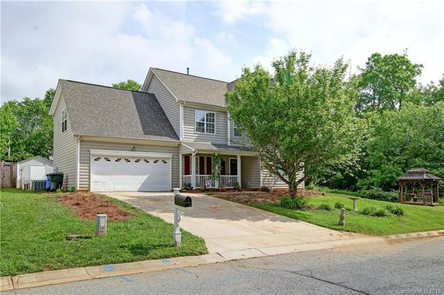 162 Devon Forest Drive, Mooresville, NC 28115 (#3503234) :: The Ramsey Group