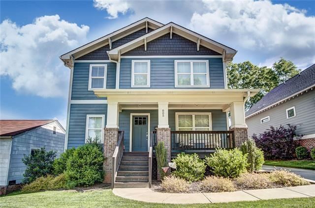 805 E 20th Street, Charlotte, NC 28205 (#3503275) :: MECA Realty, LLC