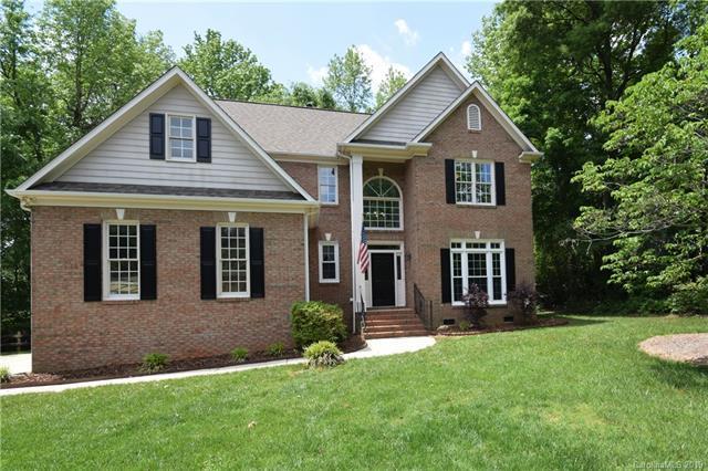 6000 Hunter Lane, Matthews, NC 28104 (#3503278) :: High Performance Real Estate Advisors