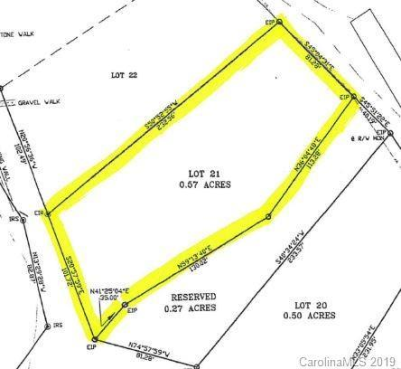 Lot 21 Emerald Shores Road #21, Mount Gilead, NC 27306 (#3503301) :: Carlyle Properties
