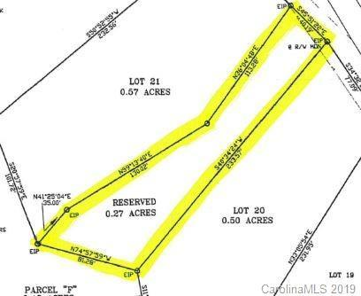 Reserved Lot Emerald Shores Road Reserved Lot, Mount Gilead, NC 27306 (#3503305) :: Cloninger Properties