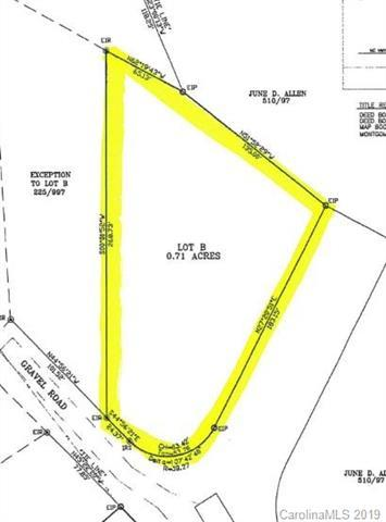 Lot B Emerald Shores Road B, Mount Gilead, NC 27306 (#3503317) :: Carlyle Properties