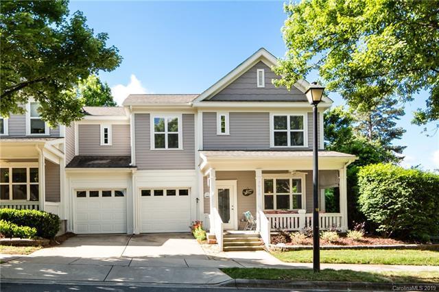 7910 Village Harbor Drive, Cornelius, NC 28031 (#3503332) :: Odell Realty