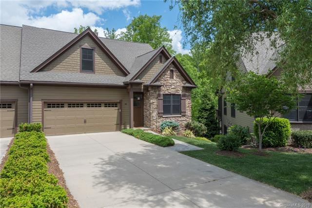 46 Meadow Village Lane, Asheville, NC 28803 (#3503407) :: Keller Williams Professionals