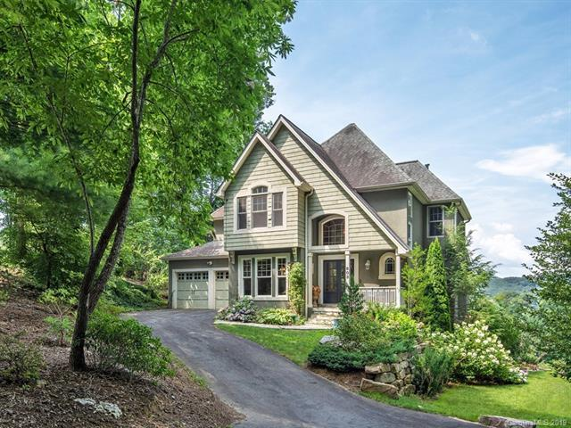 803 High Vista Drive, Mills River, NC 28759 (#3503530) :: The Ramsey Group