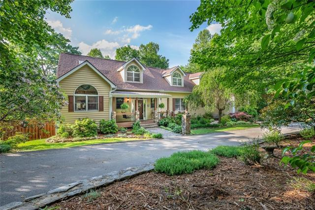33 Sharon Drive, Fairview, NC 28730 (#3503584) :: Cloninger Properties