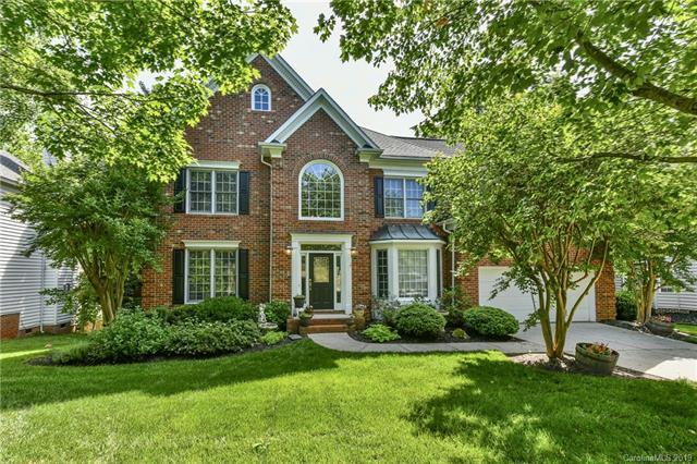 16022 Northstone Drive, Huntersville, NC 28078 (#3503649) :: LePage Johnson Realty Group, LLC