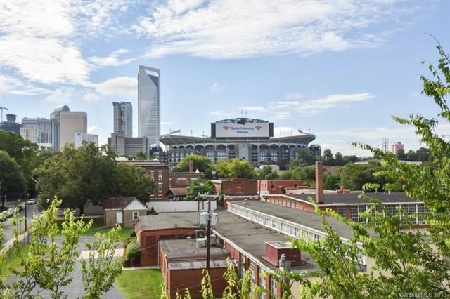 1101 W 1st Street #402, Charlotte, NC 28202 (#3503728) :: The Ramsey Group