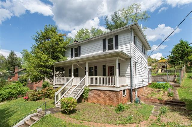 58 Crestmont Avenue, Asheville, NC 28806 (#3503740) :: Keller Williams Professionals