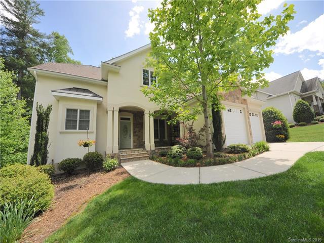 195 Fernbrook Way, Hendersonville, NC 28791 (#3503884) :: Homes Charlotte