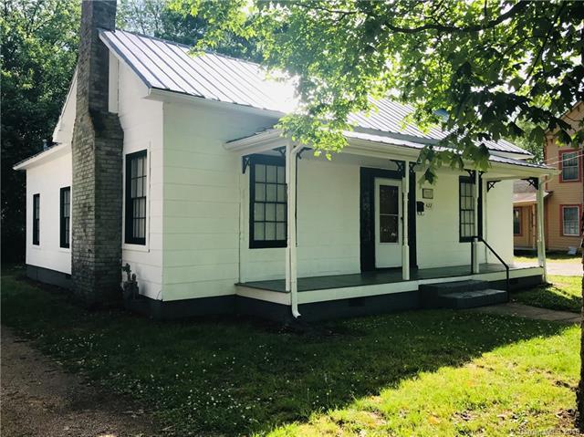 422 E Fisher Street, Salisbury, NC 28144 (#3503897) :: MartinGroup Properties