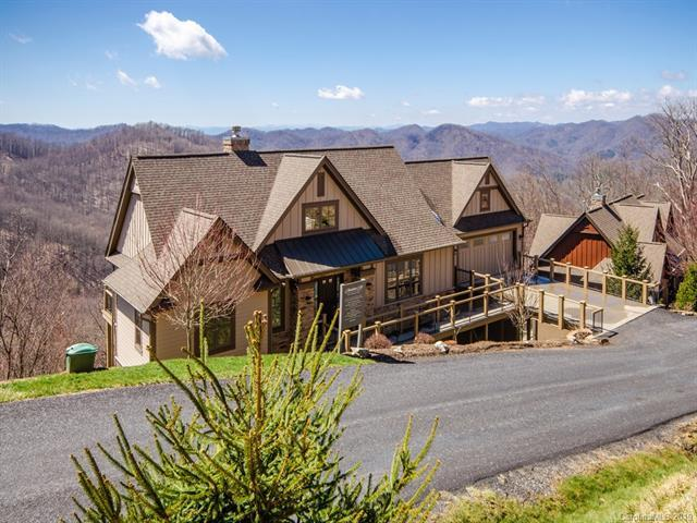 405 Spring Rock Road, Burnsville, NC 28714 (#3503904) :: Bluaxis Realty