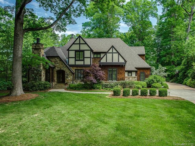 501 Livingston Drive, Charlotte, NC 28211 (#3503915) :: MECA Realty, LLC