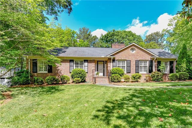 5568 Robinhood Road, Charlotte, NC 28211 (#3503958) :: Odell Realty
