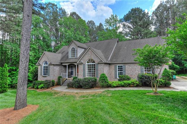 7018 Ridgeway Road, Stanley, NC 28164 (#3504161) :: The Ramsey Group