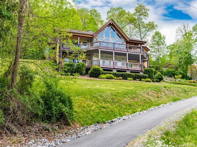 65 Cansadie Top Road, Waynesville, NC 28785 (#3504259) :: Keller Williams Professionals