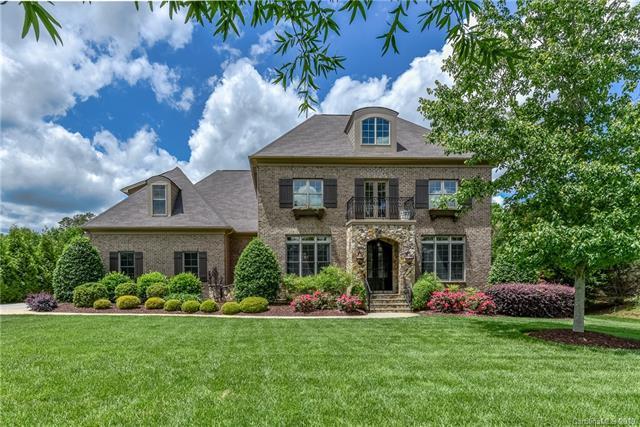 6003 Caliterra Drive, Matthews, NC 28104 (#3504296) :: High Performance Real Estate Advisors