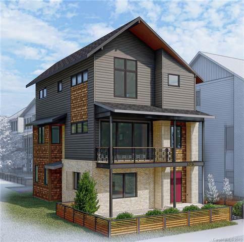 3105 Whiting Avenue #5, Charlotte, NC 28205 (#3504503) :: Carver Pressley, REALTORS®