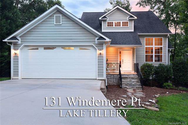 131 Windemere Point, Mount Gilead, NC 27306 (#3504515) :: Carlyle Properties
