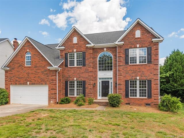 615 Cheval Drive, Fort Mill, SC 29708 (#3504518) :: Stephen Cooley Real Estate Group