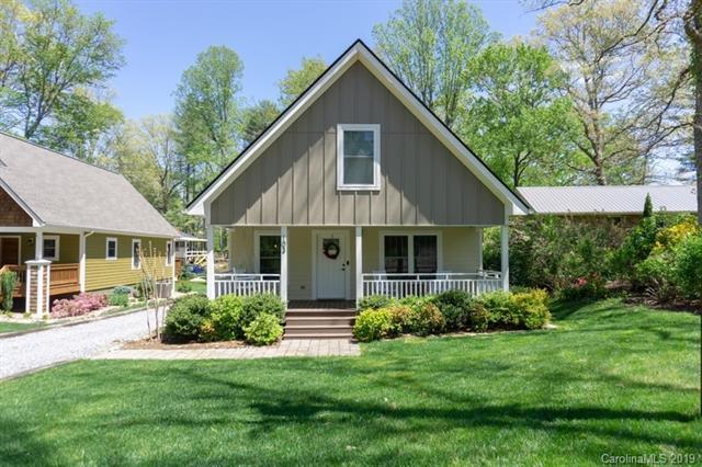 103 Jordan Road 13-B, Brevard, NC 28712 (#3504630) :: Keller Williams Professionals