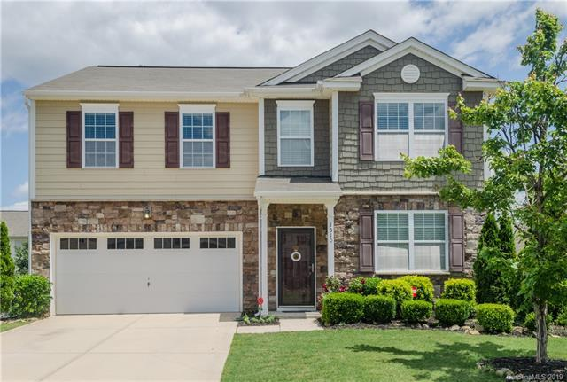 1010 Green Terra Road, Indian Trail, NC 28079 (#3504643) :: The Elite Group