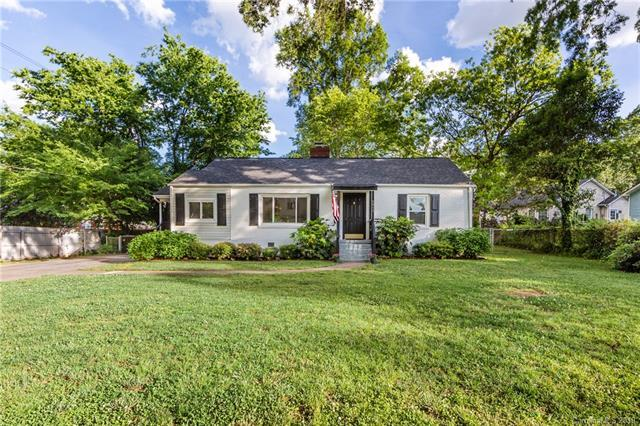 2811 Dorchester Place, Charlotte, NC 28209 (#3504694) :: Stephen Cooley Real Estate Group