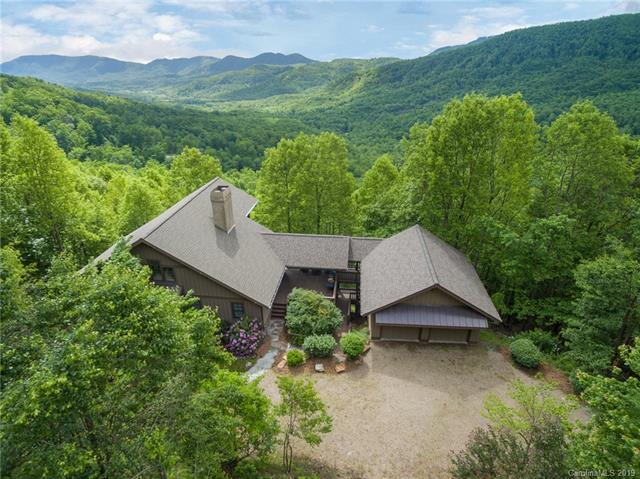 610 Creston Drive, Black Mountain, NC 28711 (#3504765) :: Besecker Homes Team