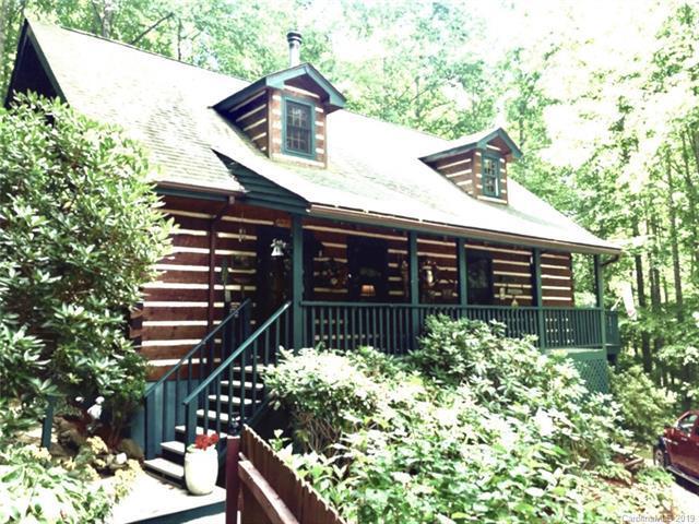 5 Frost Mountain Lane, Swannanoa, NC 28778 (#3504805) :: Keller Williams Professionals