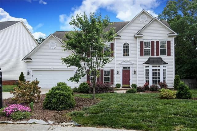 1013 Hollyhedge Lane, Indian Trail, NC 28079 (#3504815) :: LePage Johnson Realty Group, LLC