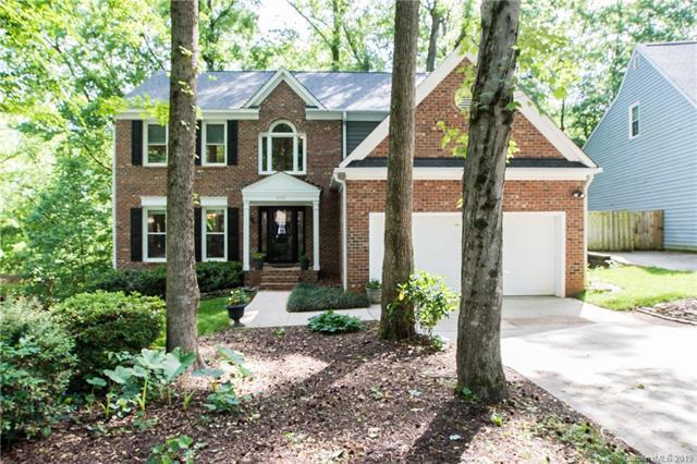 8421 Tatebrook Lane, Huntersville, NC 28078 (#3504883) :: MartinGroup Properties