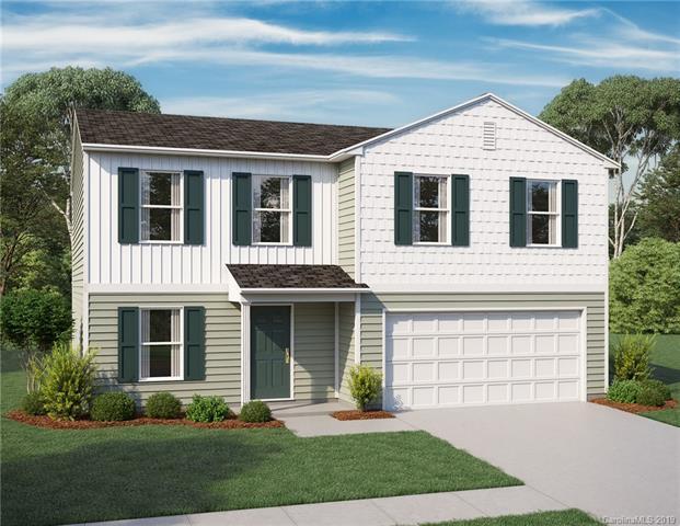653 Scarlet Leaf Lane #85, Oakboro, NC 28129 (#3504968) :: MECA Realty, LLC