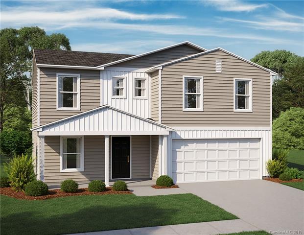 355 Oakleigh Lane #5, Oakboro, NC 28129 (#3504974) :: Homes Charlotte