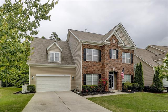 14014 Green Birch Drive, Pineville, NC 28134 (#3504989) :: MECA Realty, LLC