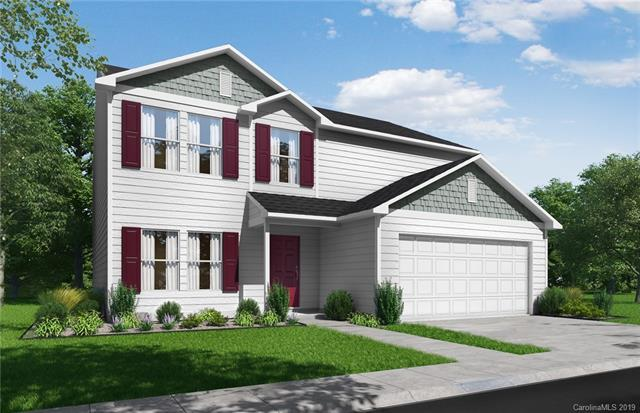 641 Scarlet Leaf Lane #86, Oakboro, NC 28129 (#3504994) :: Carlyle Properties