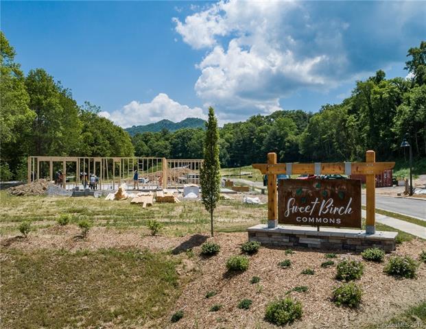 504 Sweet Birch Park Lane #1, Black Mountain, NC 28711 (#3505069) :: LePage Johnson Realty Group, LLC