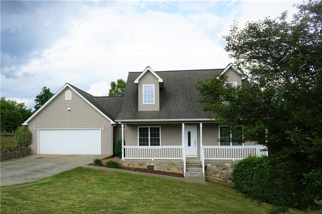 3971 Rising Hills Drive, Lenoir, NC 28645 (#3505072) :: Rinehart Realty