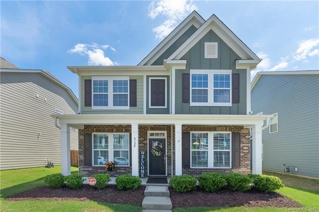 8129 Kalson Street, Huntersville, NC 28078 (#3505196) :: LePage Johnson Realty Group, LLC