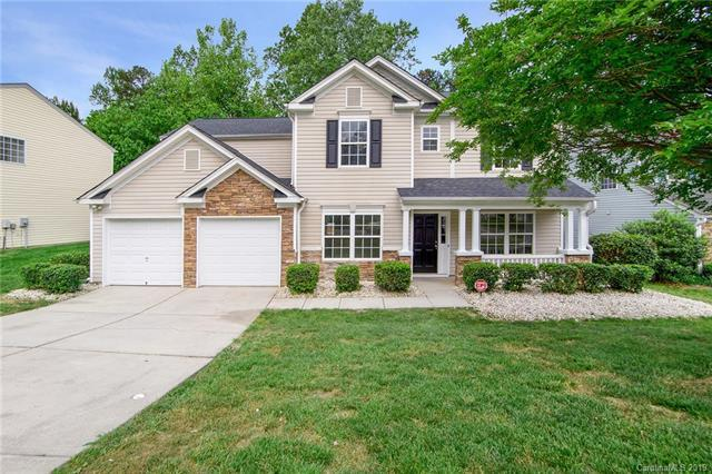 2008 Waters Trail Drive, Charlotte, NC 28216 (#3505206) :: LePage Johnson Realty Group, LLC