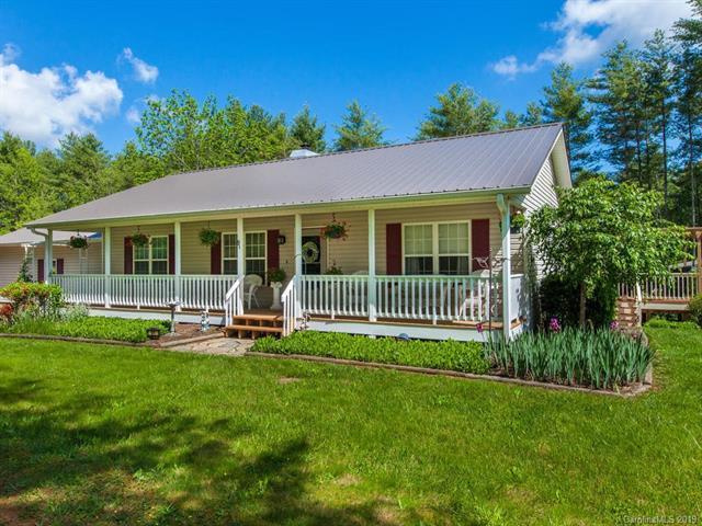 91 Pine Forest Drive, Weaverville, NC 28787 (#3505219) :: Keller Williams Professionals