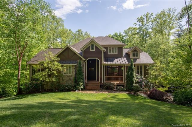 246 Hawks Crest Lane, Weaverville, NC 28787 (#3505258) :: Francis Real Estate